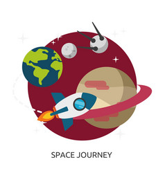 Space space journey image vector