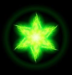 Fair star 08 vector