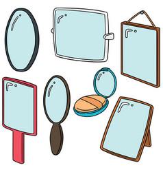 Set of mirror vector
