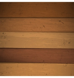 Wooden planks Texture vector image