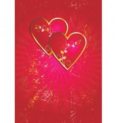 happy wedding vector image vector image
