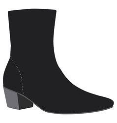 Woman boots vector image