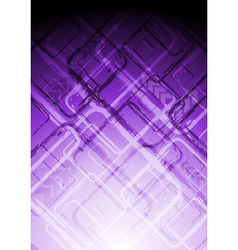Abstract bright design vector image vector image