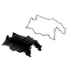 Ambedkar nagar district uttar pradesh state vector