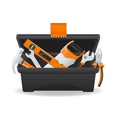 tool box 05 vector image