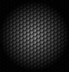 metalic industrial texture for design vector image
