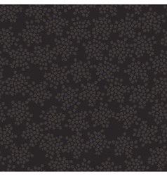Abstract dark seamless pattern vector image