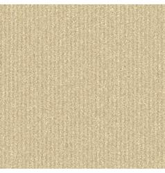 striped cardboard vector image