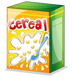A cereal vector