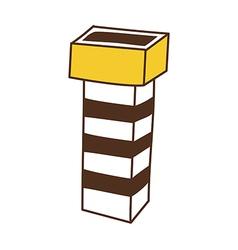 A chimney vector