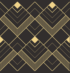 Abstract geometric pattern seamless vector