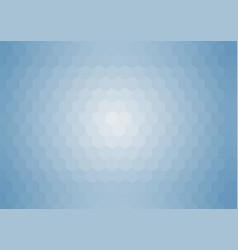 Hexagonal mosaic background vector