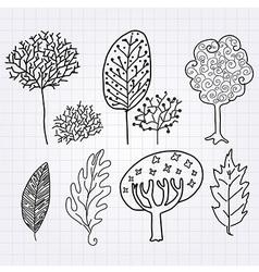 TreeLeaf vector