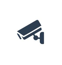 cctv security digital camera protection solid vector image