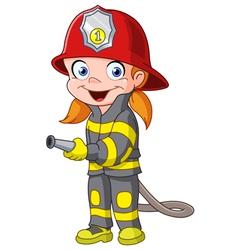 Firegirl vector