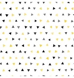 Geomatric seamless pattern vector image vector image