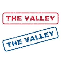 The Valley Rubber Stamps vector