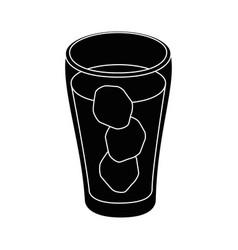 soft drink design vector image