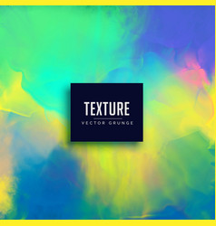 Beautiful watercolor texture background vector