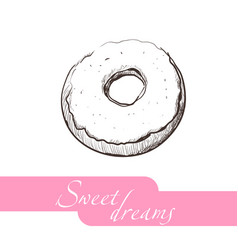 pastry vector image