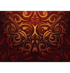 Decorative abstraction vector