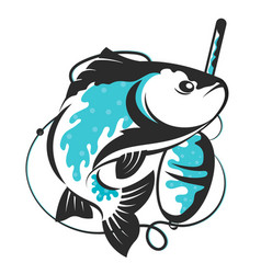Fish and float vector