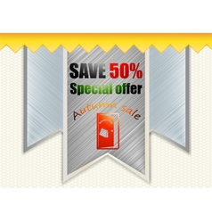Promotion tag label vector