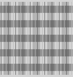 Seamless striped background with gray squares vector