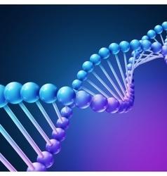 Digital nature medical science background vector image vector image