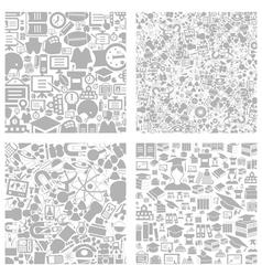 Scientific background4 vector image