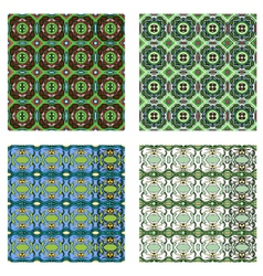 patterns vector image vector image