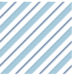 blue striped classic texture seamless pattern vector image