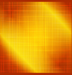 bright orange textile background vector image vector image