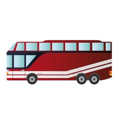 bus icon image vector image