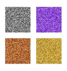 set square colorful explosion confetti vector image