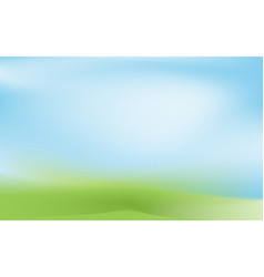 abstract nature texture blue and green gradient vector image