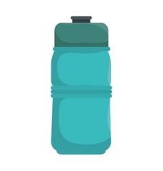 Bottle sport drink vector