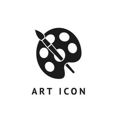 digital black school icon vector image