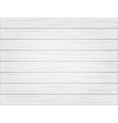 wooden white vintage background vector image vector image