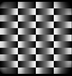 Bevel optical contrast background in format vector