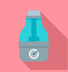 House humidifier icon flat style vector