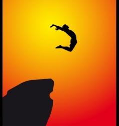 Leap faith vector