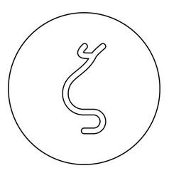 Zeta greek symbol small letter lowercase font vector