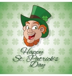 St Patricks day design vector