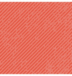 retro red textured background vector image