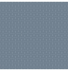 Seamless Blue Pattern with Dots vector image vector image