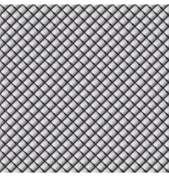 White metallic texture seamless vector image vector image