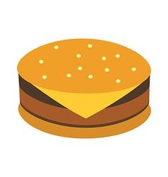 A hamburger vector