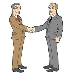 agreement 2 vector image