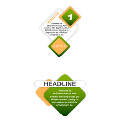 Design for sale web banners posters good vector